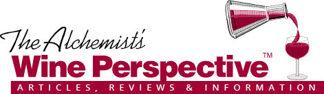 The Alchemist's Wine Perspective Logo
